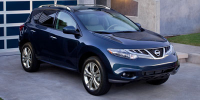 Used 2011  Nissan Murano 4d SUV AWD LE at Royal Automotive near Englewood, CO