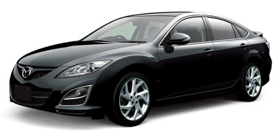 Used 2011  Mazda Mazda6 4d Sedan i Sport Auto at Express Auto near Kalamazoo, MI