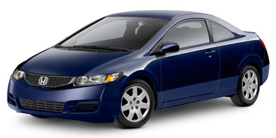 2011 Honda Civic Cpe  - Car City Autos
