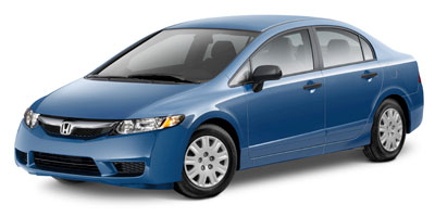 2011 Honda Civic  - Fiesta Motors