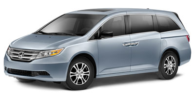 Used 2011  Honda Odyssey 5d Wagon EX-L at Royal Auto Group near Burlington, NJ