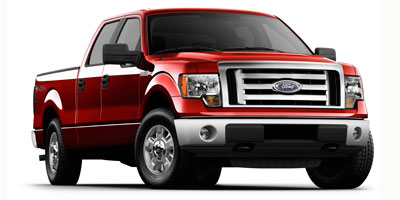 2011 Ford F-150 2WD SuperCrew  - R4711A