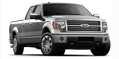 Used 2012  Ford F150 4WD Supercrew Platinum 5 1/2 at Pensacola Auto Brokers Truck Center near Pensacola, FL