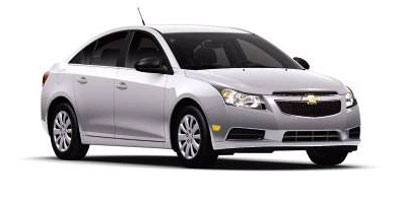 2011 Chevrolet Cruze ECO w/1XF  for Sale  - 10622  - Pearcy Auto Sales