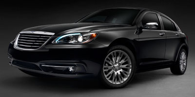 2012 Chrysler 200 Touring  - F9631A