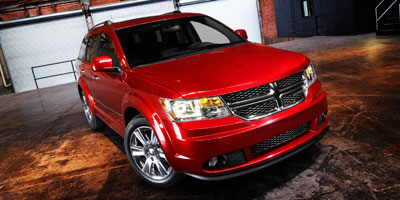 2011 Dodge Journey LUX  - R4642A