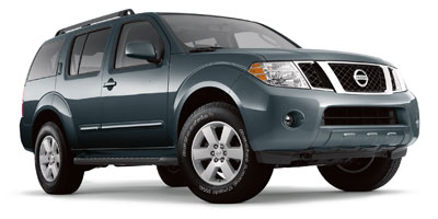2012 Nissan Pathfinder SV 2WD  for Sale  - 10322  - Pearcy Auto Sales