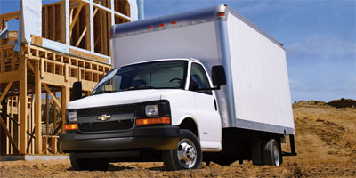 """Used 2013  Chevrolet Express Cutaway 2d Chassis Van 139"""" WB SRW at Estle Auto Mart near Hamler, OH"""