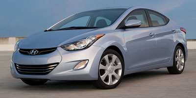 2011 Hyundai Elantra GLS  for Sale  - F8064A  - Fiesta Motors