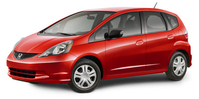 2011 Honda Fit  - 028396