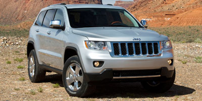 2011 Jeep Grand Cherokee OVERLAND 4WD  for Sale  - 11936  - Area Auto Center