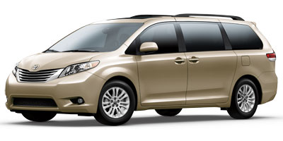 2011 Toyota Sienna XLE for Sale 			 				- B47698  			- Kars Incorporated