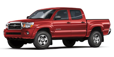 Used 2011  Toyota Tacoma 2WD Double Cab PreRunner V6 Short Bed at Mattingly Motors near Metairie, LA
