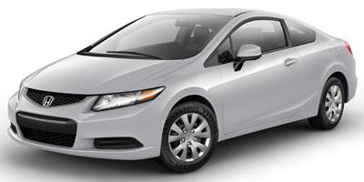 Used 2012  Honda Civic Coupe 2d LX Auto at Shook Auto Sales near New Philadelphia, OH
