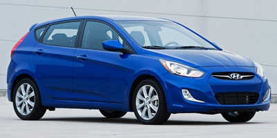 2013 Hyundai Accent GS  - F8545A