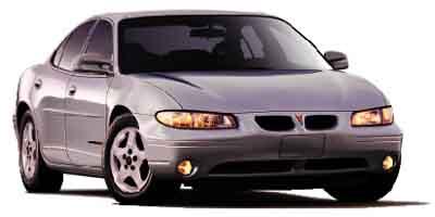2002 Pontiac Grand Prix SE  - 102523