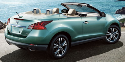 Used 2012  Nissan Murano CrossCabriolet 2d SUV Convertible AWD at Bill Fitts Auto Sales near Little Rock, AR