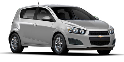 Used 2013  Chevrolet Sonic 4d Hatchback LTZ AT at Good Wheels Calcutta near East Liverpool, OH
