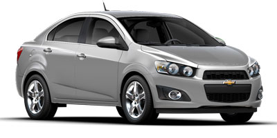 Used 2013  Chevrolet Sonic 4d Sedan LT MT at Good Wheels Calcutta near East Liverpool, OH