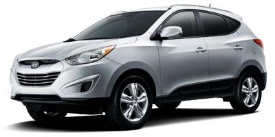Used 2012  Hyundai Tucson 4d SUV FWD GLS PZEV at Sunbelt Automotive near Albemarle, NC