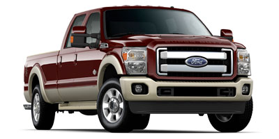 Used 2012  Ford F250 2WD Crew Cab Lariat at Pensacola Auto Brokers Truck Center near Pensacola, FL