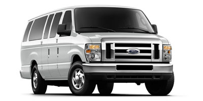 Used 2013  Ford Econoline Wagon E350 Ext Wagon XL at Shook Auto Sales near New Philadelphia, OH