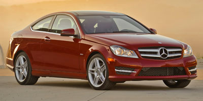 Used 2013  Mercedes-Benz C-Class 2d Coupe C250 at Royal Family Motors near North Canton, OH