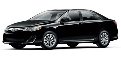 Used 2012  Toyota Camry 4d Sedan LE at VA Cars Inc. near Richmond, VA