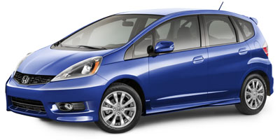 2013 Honda Fit Sport  for Sale  - 10647  - Pearcy Auto Sales