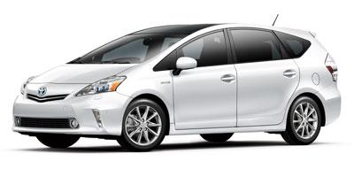 2012 Toyota Prius v 4D Hatchback  - 16820A