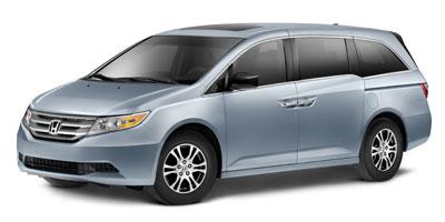 2012 Honda Odyssey EX-L  for Sale  - P672  - Okaz Motors