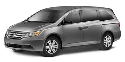 Used 2013  Honda Odyssey 5d Wagon LX at Graham Auto Mall near Mansfield, OH