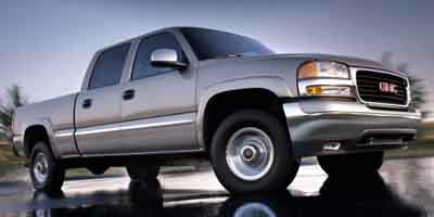 2002 GMC Sierra 1500HD SLE Crew Cab  for Sale  - R5030A  - Fiesta Motors