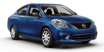 2012 Nissan Versa   for Sale  - R5311A  - Fiesta Motors