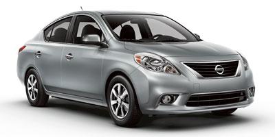 2012 Nissan Versa  - Fiesta Motors