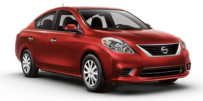 2013 Nissan Versa SV  for Sale  - R4735A  - Fiesta Motors