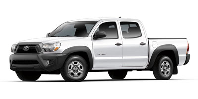 Used 2012  Toyota Tacoma 4WD Double Cab Short Bed 6spd at The Gilstrap Family Dealerships near Easley, SC
