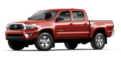Used 2012  Toyota Tacoma 2WD Double Cab PreRunner V6 Short Bed at Mattingly Motors near Metairie, LA