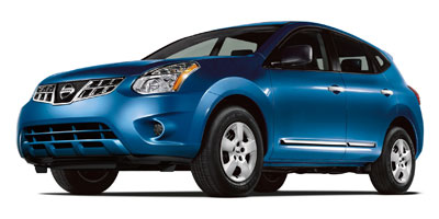 Used 2012  Nissan Rogue 4d SUV AWD S at Royal Auto Group near Burlington, NJ