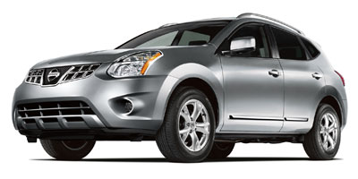 2011 Nissan Rogue S AWD  - 101693