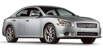 Used 2012  Nissan Maxima 4d Sedan SV at 24/7 Cars near Larwill, IN