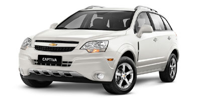 2012 Chevrolet Captiva Sport Fleet  - Fiesta Motors