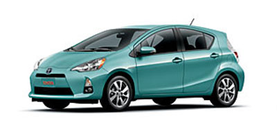 2013 Toyota Prius c 4D Hatchback  - HY8630A