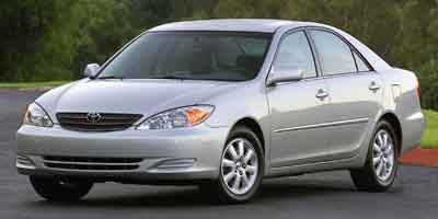 2002 Toyota Camry   for Sale  - F9563A  - Fiesta Motors