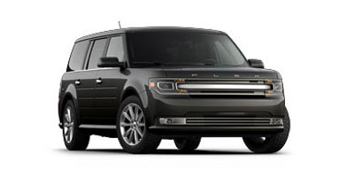 Used 2013  Ford Flex 4d SUV AWD Limited w/EcoBoost at Houdek Auto Center near Marion, IA