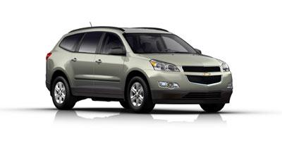 Used 2012  Chevrolet Traverse 4d SUV FWD LS at Ypsilanti Imports near Ypsilanti, MI