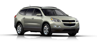 Used 2012  Chevrolet Traverse 4d SUV AWD LT2 at Good Wheels Calcutta near East Liverpool, OH