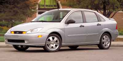 2002 Ford Focus LX for Sale  - 8683  - Country Auto