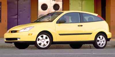 2002 Ford Focus ZX3 Base  for Sale  - 19193  - Dynamite Auto Sales