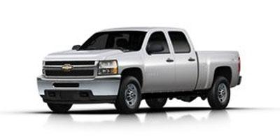 Used 2013  Chevrolet Silverado 2500 4WD Crew Cab Work Truck at Pensacola Auto Brokers Truck Center near Pensacola, FL